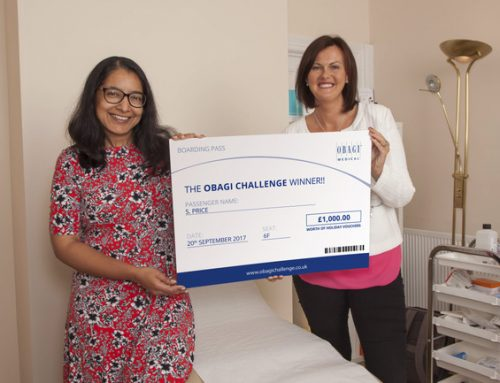 Reverse Time patient wins Obagi Challenge competition